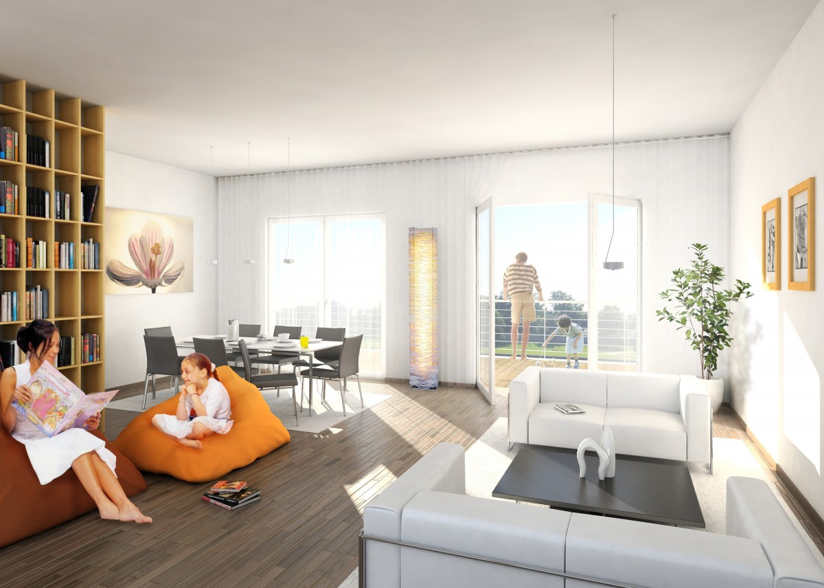 Tipy, ako používať malé priestory doma ako pravý interiérový dizajnér
